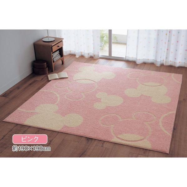 日本製迪士尼米奇地墊地毯代購121423海渡