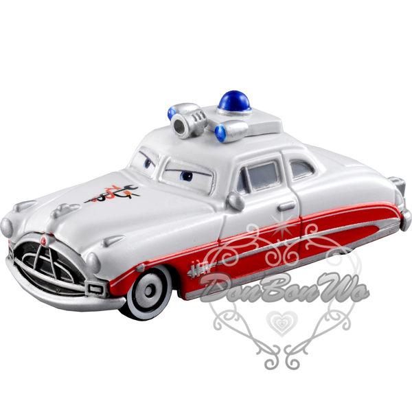 多美TOMY迪士尼Cars閃電麥坤玩具車模型C39救護前導車821243海渡