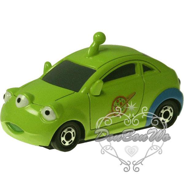 多美TOMY迪士尼玩具總動員玩具車模型DM-05三眼怪814900海渡