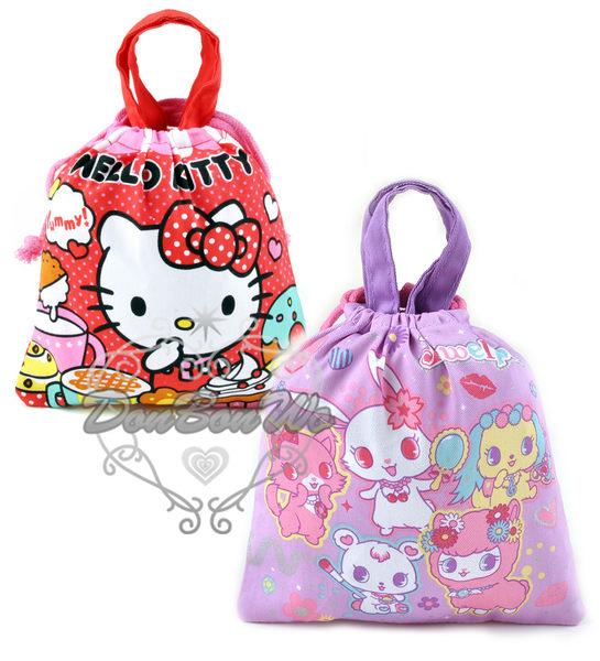 KITTY寶石寵物束口包束口袋手提袋寶918445凱918407海渡