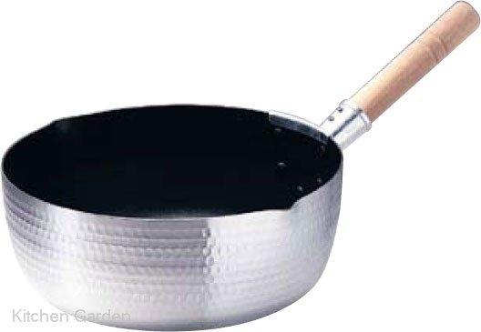 日本雪平鍋手拿鍋木製20公分特厚216552海渡