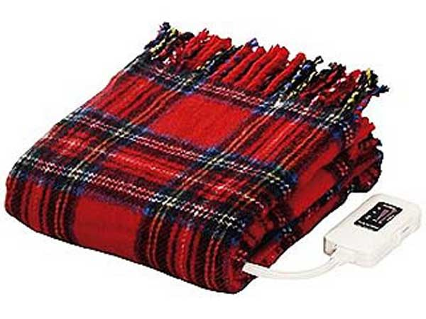 NA-52H日本製電毯電熱毯恆溫書桌K書蘇格蘭 海渡
