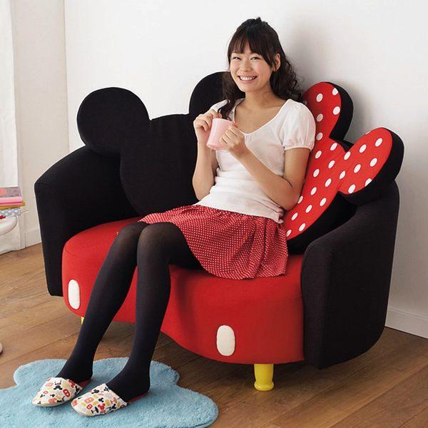 迪士尼米奇米妮沙發日本製代購海渡