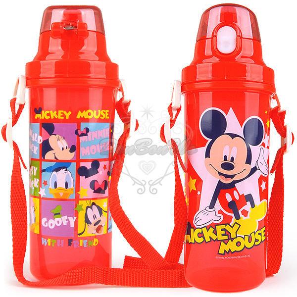 迪士尼米奇680ml直飲式水壺269538海渡