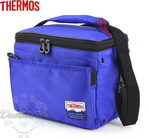 THERMOS膳魔師RDR-005保溫袋保冷袋5L紫海渡