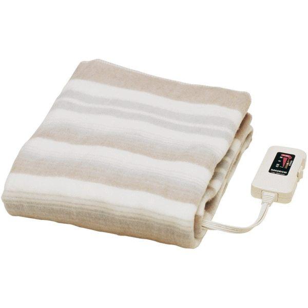 NA-023S 日本製電毯比暖爐煤爐更直接溫熱灰毛布海渡