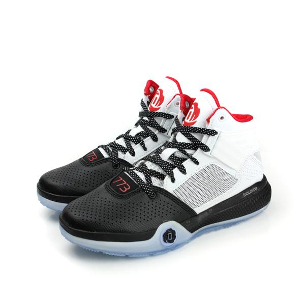 adidas D Rose 773 IV J 籃球鞋 白 大童 no176