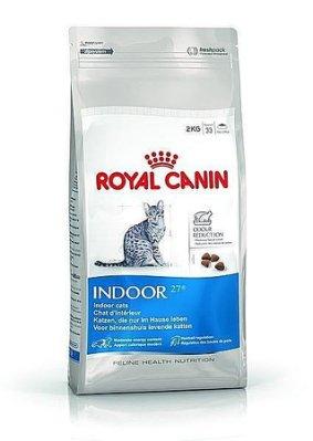 ★優逗★ Royal Canin 法國皇家 室內成貓 IN27 2kg/2公斤