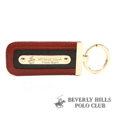 【魔法施】B.H POLO 綠格 ★經典LOGO鑰匙圈  BH-2055 ★ 超值免運