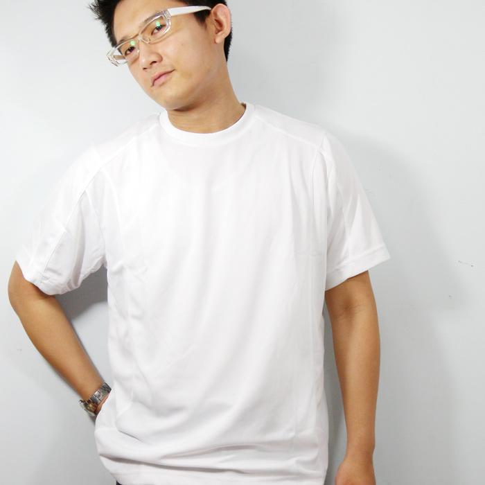 【魔法施】ENGERHWA吸溼排汗運動休閒短T恤