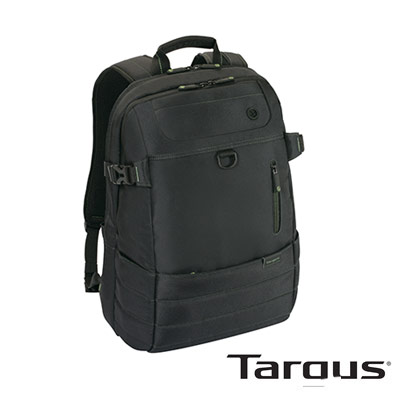 [免運費] Targus EcoSmart 16 吋綠色環保後背包 (TBB566AP)