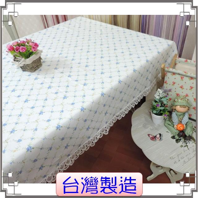 台灣製造桌巾《魅力閃現》鄉村風印花桌布 桌巾 床尾巾 沙發巾 萬用巾 電視櫃蓋布◤彩虹森林◥