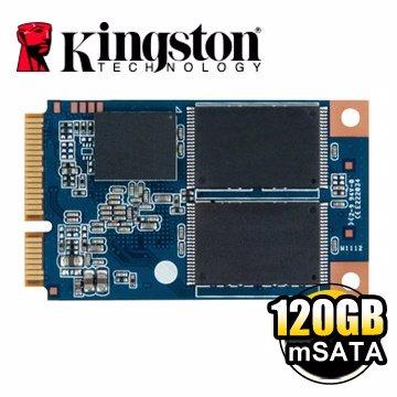 *╯新風尚潮流╭*金士頓 120G SSDNow mS200 mSATA 固態硬碟 SMS200S3/120G