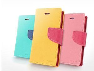 蘋果 iPhone 6 plus 5.5吋 保護套 MY Style雙色皮套 Apple iphone6 plus撞色支架插卡皮套