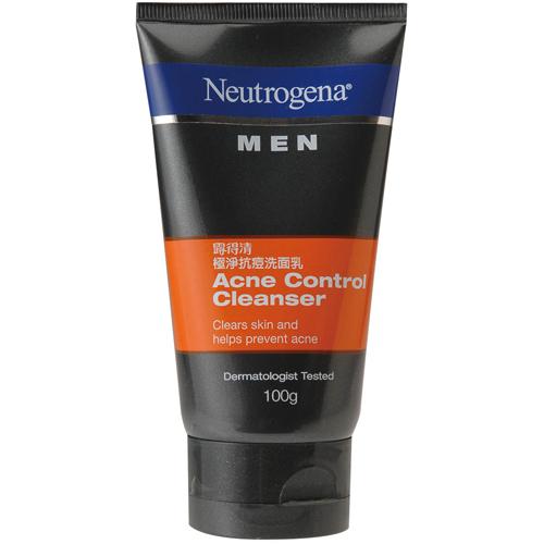 *優惠促銷*Neutrogena露得清男性極淨抗痘洗面乳100g《康是美》