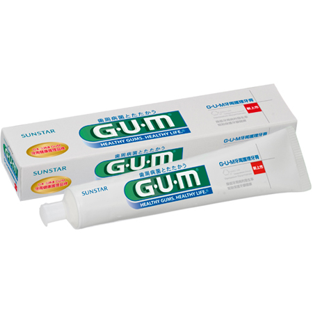 GUM牙周護理牙膏140g《康是美》