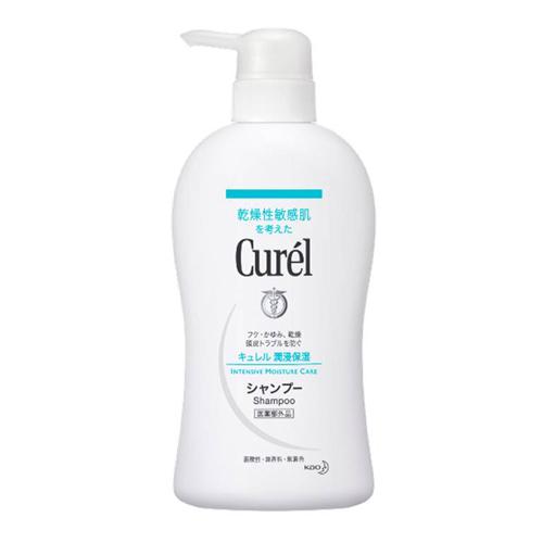 *優惠促銷*珂潤溫和潔淨洗髮精420ml《康是美》