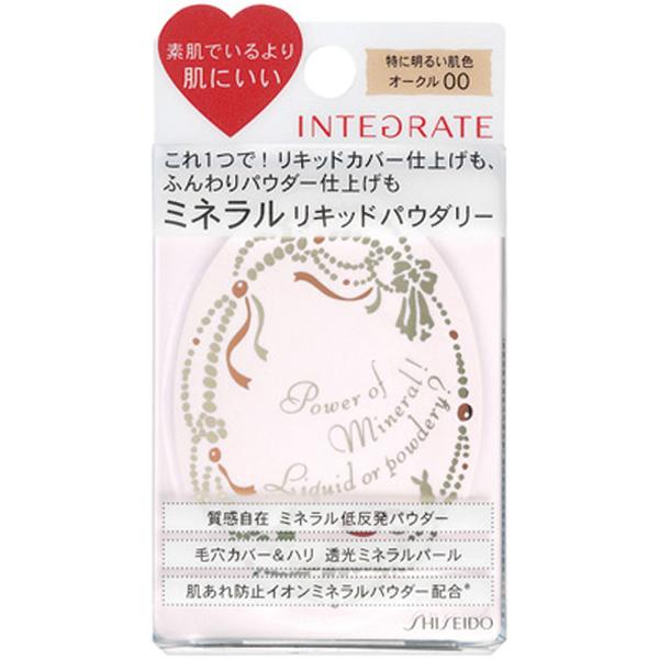 IE (INTEGRATE)雙效美肌礦物粉餅OC10 02726《康是美》