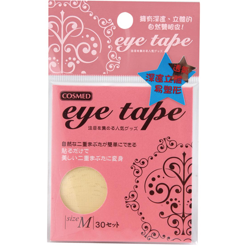 *COSMED 眼貼3件105*COSMED雙眼皮貼布- M《康是美》