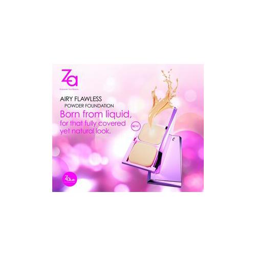 ZA(惹我)粧自然無瑕粉餅盒《康是美》