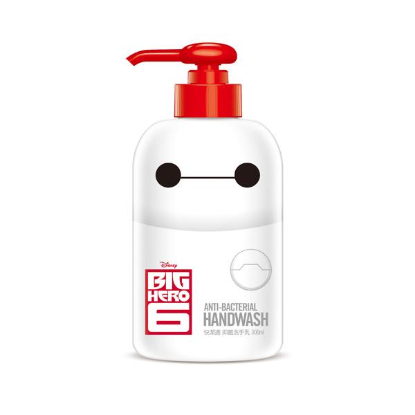 *優惠促銷*(實)快潔適洗手乳-大英雄天團《康是美》