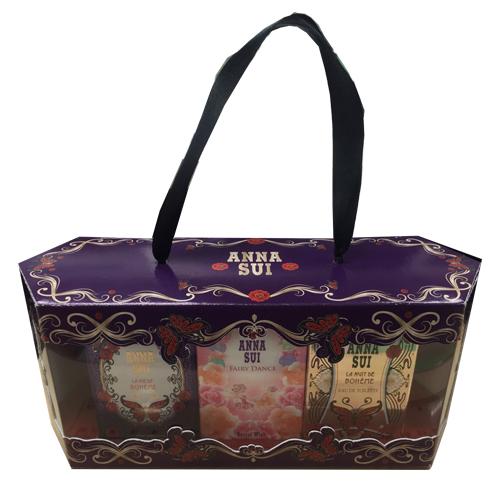 (買)ANNA SUI蝶舞玫瑰香氛禮盒《康是美》