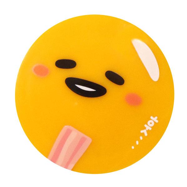 *優惠促銷*Holika x 蛋黃哥QQ果凍雲朵腮紅01橙柚《康是美》