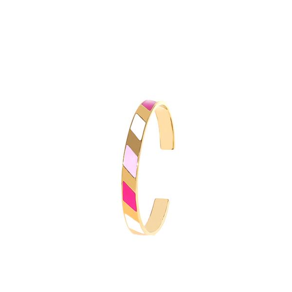 LVG-琺瑯C型手環-春漾女孩《康是美》