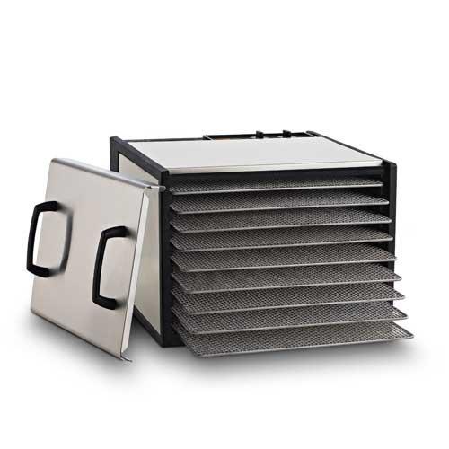 Excalibur D900SHD 不銹鋼食物乾燥機 全營養食物風乾機 九層伊卡莉柏 食物乾燥機