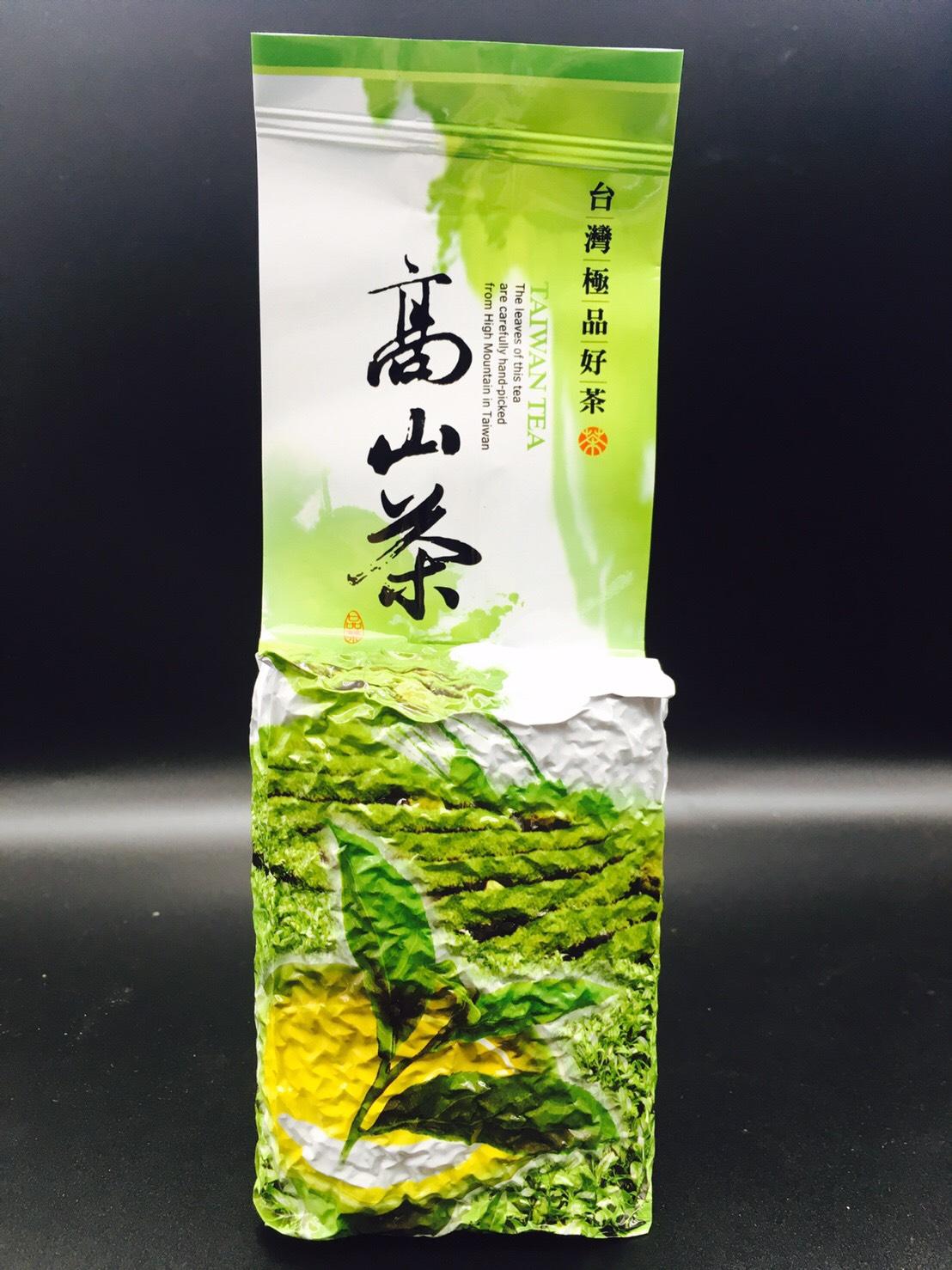 ❤含發票❤支持台灣小農❤南投高山茶 300克❤茶農 阿里山 高山茶 綠茶 烏龍茶 鼎茗茶葉
