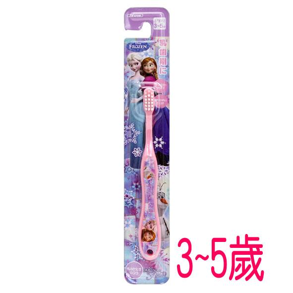 SKATER 冰雪奇緣寶寶易握牙刷 3歲~5歲