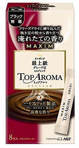 AGF MAXIM 最上級咖啡-香醇