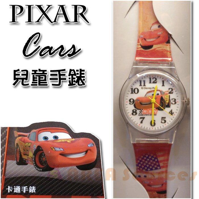 【禾宜精品】 *正版* 迪士尼 PIXAR CARS 手錶 兒童錶 休閒錶 卡通錶 生活百貨 (CC007)