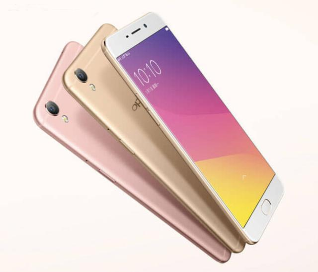 OPPO R9s 5.5吋 八核心 4G LTE 美顏4.0 HEBE代言款智慧手機(4G/64G)