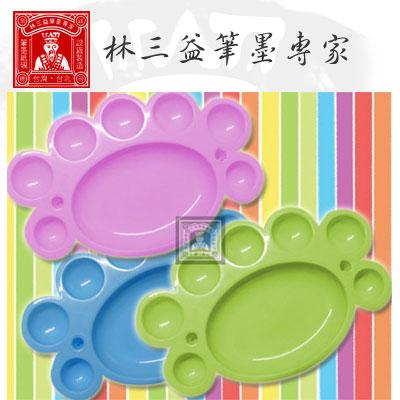 林三益筆墨專家 Art-7450 彩繪調色盤(小)-螃蟹 / 個