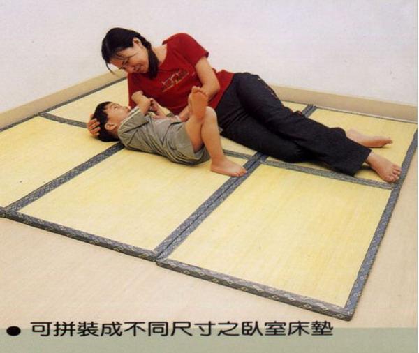 組合式榻榻米床墊