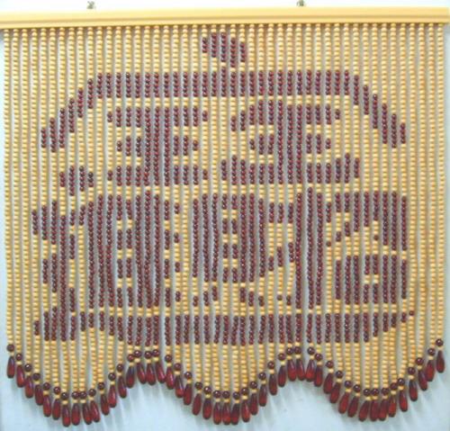 日式木珠簾(免費宅配到家)723