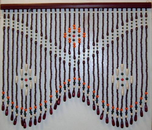 中式木珠簾(免費宅配到家)308
