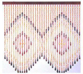 日式木珠簾(免費宅配到家)376