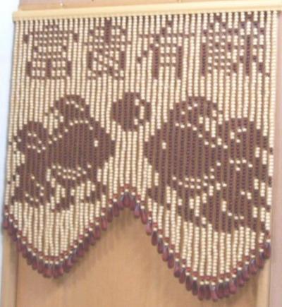 米詩蘭 日式木珠簾(免費宅配到家)728