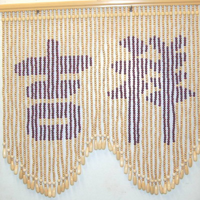 米詩蘭 日式木珠簾(免費宅配到家)731