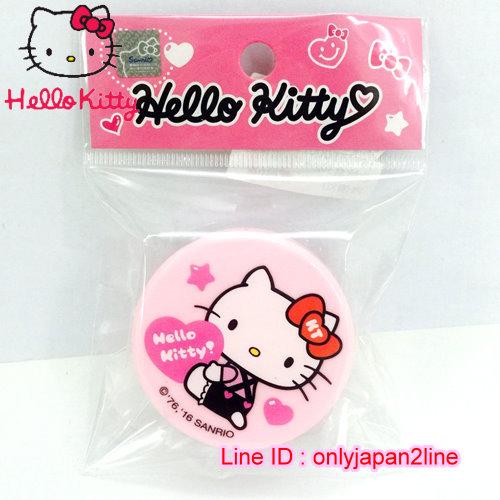 【真愛日本】16101900026收納盒30g-KT抱抱桃心  三麗鷗 Hello Kitty 凱蒂貓   收納盒/擠壓瓶  旅用組