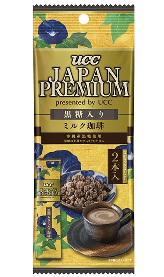 UCC JAPAN PREMIUM UCC日本嚴選沖繩黑糖牛奶咖啡2入(28g)