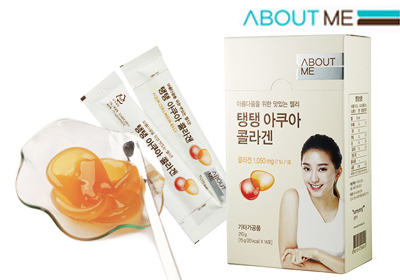 【ABOUT ME】韓國膠原蛋白凍 - 桃子口味