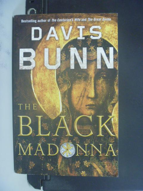 【書寶二手書T3/原文小說_OLX】The Black Madonna_Davis Bunn
