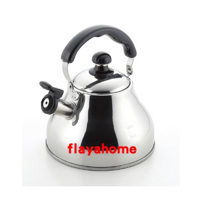 《富樂雅居》日本製 不鏽鋼 笛音壺 茶壺 2.5L