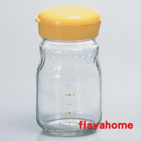 《富樂雅居》日本製 東洋佐佐木 玻璃 保鮮罐 調味罐 醃漬罐 ( 中 / 三色可選 )
