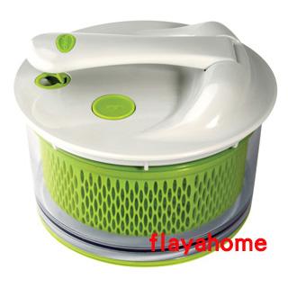 《富樂雅居》日本 貝印KAI 按壓式 蔬菜脫水器