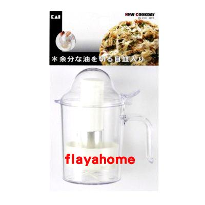 《富樂雅居》日本製 貝印KAI 油罐附油刷