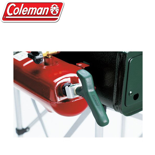 【露營趣】中和 附D型扣環 Coleman CM-7042 打氣幫浦 CM-0391 413氣化雙口爐專用